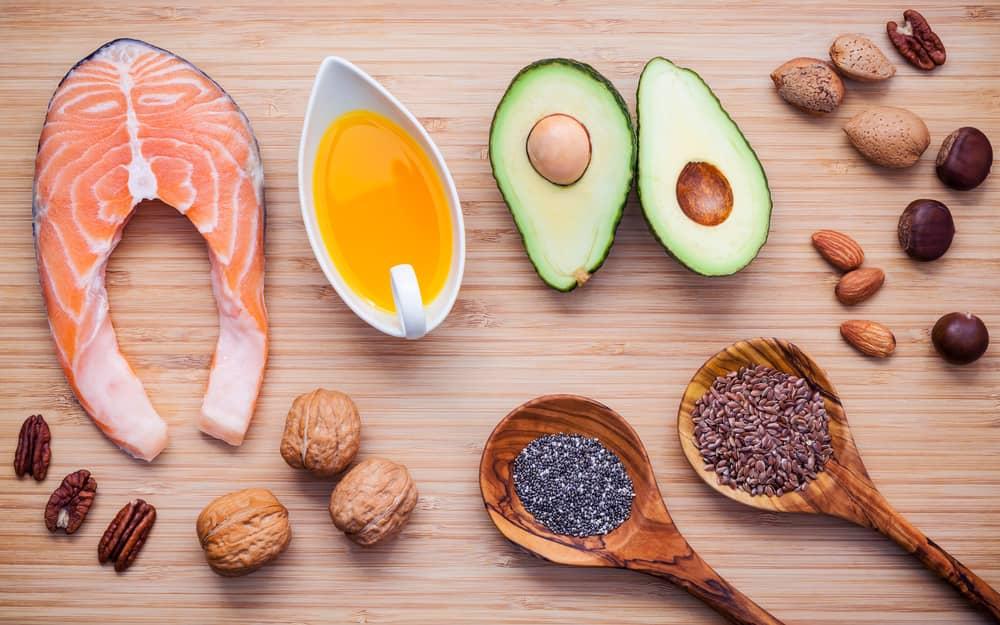 Nhóm thực phẩm giàu DHA là nhóm thực phẩm tốt cho mắt